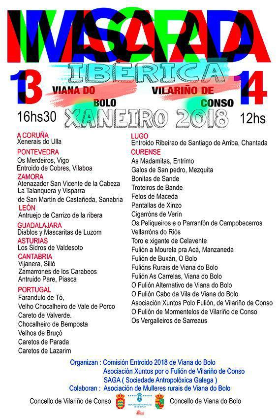 Programa III Mascarada Iberica